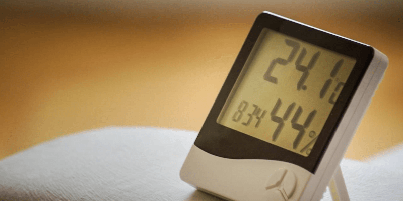 how to properly monitor humidity in your restaurant